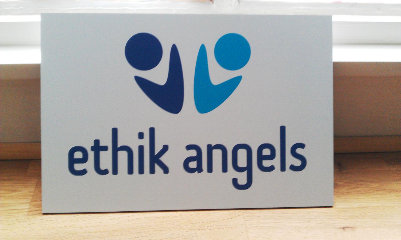 La plaque Ethik Angels