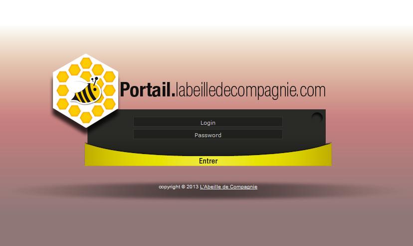 Votre portail dédié est en ligne !